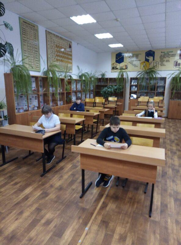"""Олимпиада в МОУ """"Средняя школа № 16"""""""