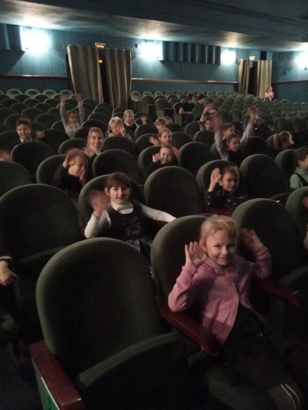 Посещение Кимрского драматического театра