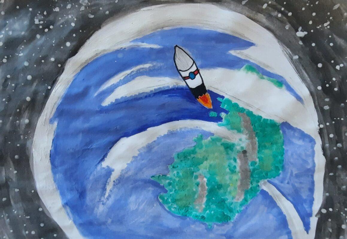 60-летие первого полёта в космос