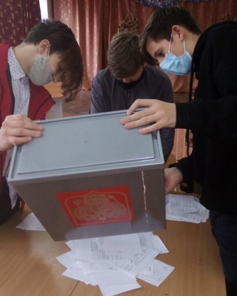 «Выборы» кандидатов в Молодежный Парламент г. Кимры