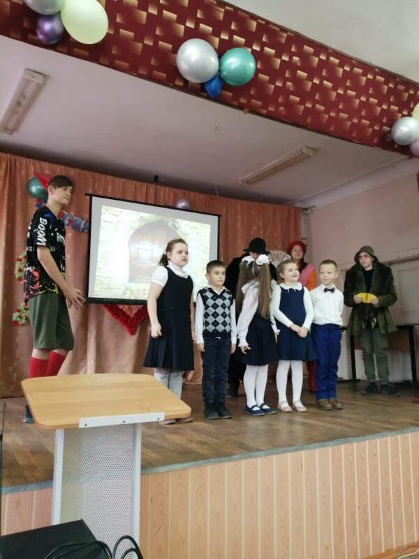 """""""Посвящение в первоклассники"""""""